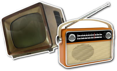 tv and radio